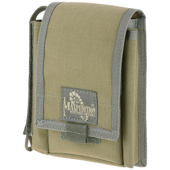 Maxpedition TC-10 Pouch Khaki Foliage
