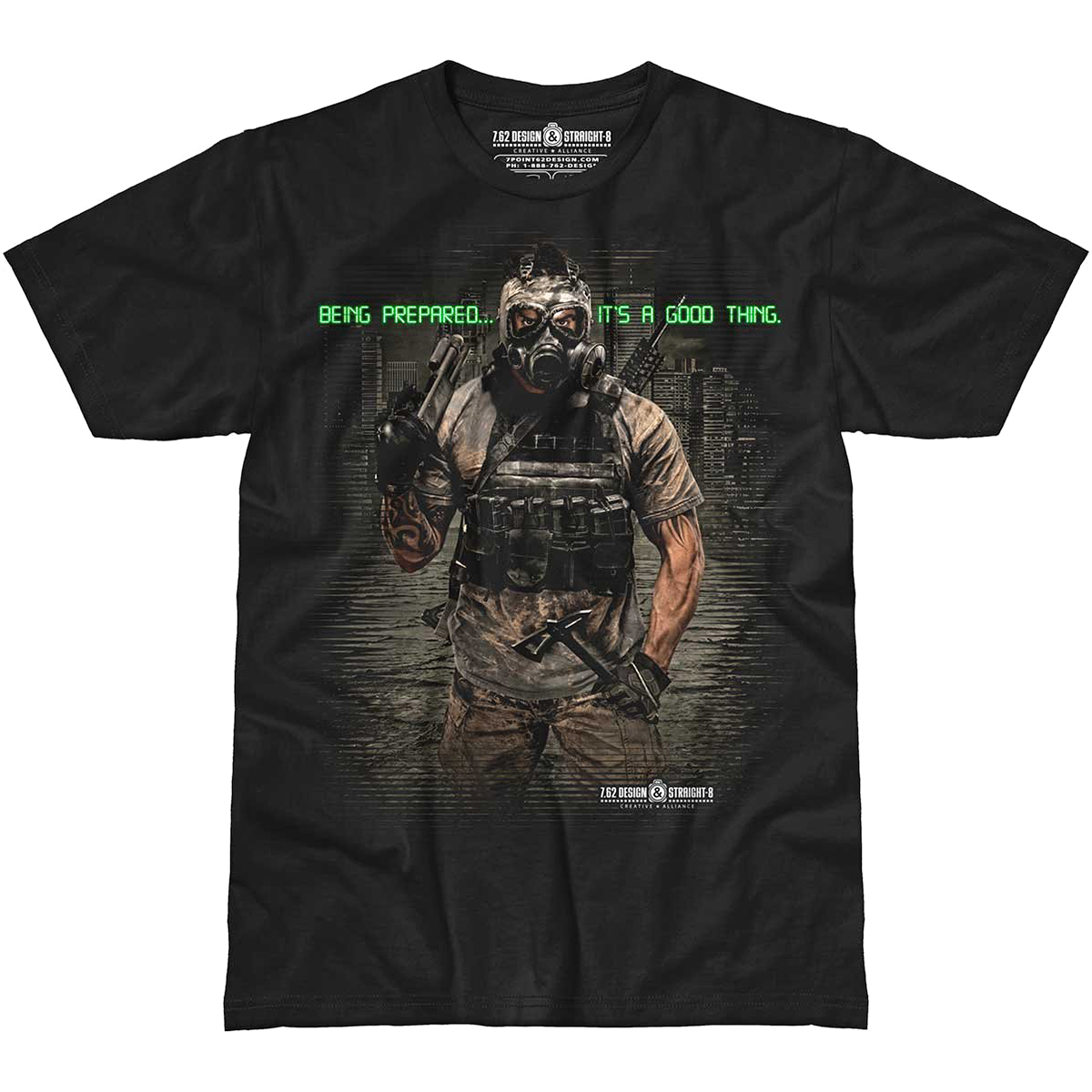 Design mens being prepared t shirt army warrior for Army design shirts online