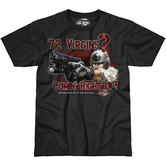 7.62 Design 72 Virgins T-Shirt Black