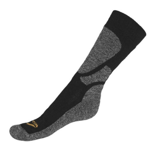 Wisport Winter Trekking Socks Black/Grey