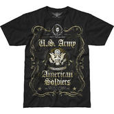 7.62 Design Army Fighting Spirit Battlespace T-Shirt Black