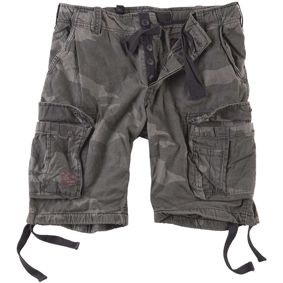 Surplus Airborne Vintage Army Shorts Mens Military Cargo Pants ...