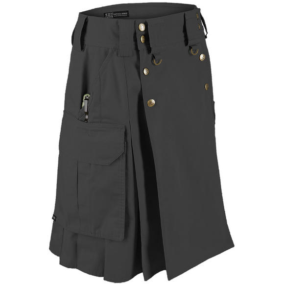 5.11 Tactical Duty Kilt Black