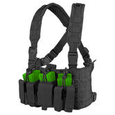 Condor Recon Chest Rig Black