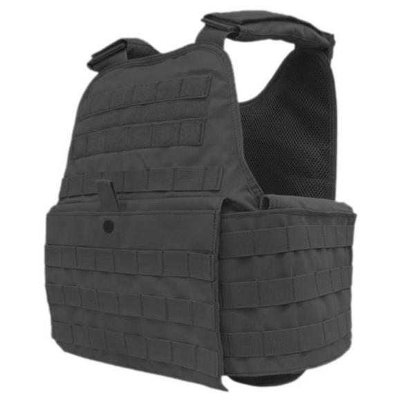Condor Operator Plate Carrier Black