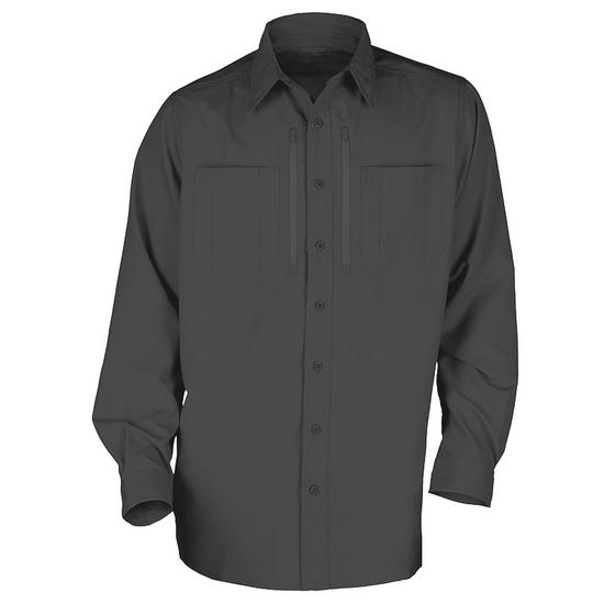 5.11 Traverse Shirt Long Sleeve Black