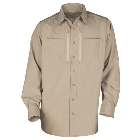 5.11 Traverse Shirt Long Sleeve Khaki