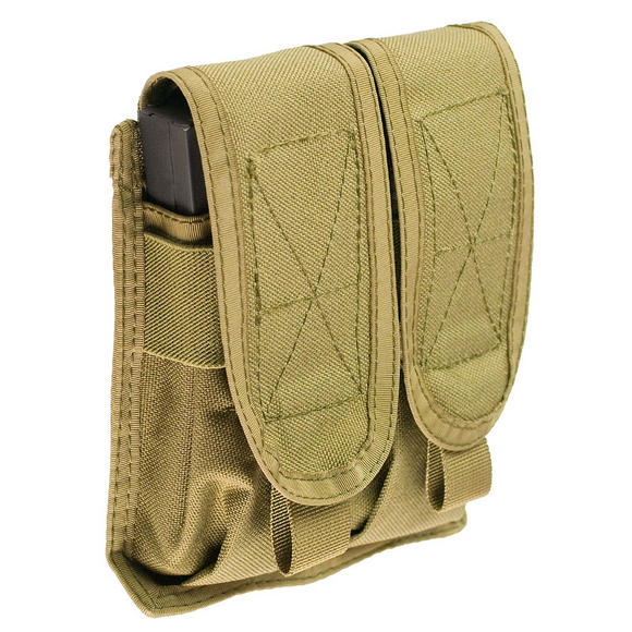 Helikon Double M4/M16 Magazine Pouch MOLLE Coyote