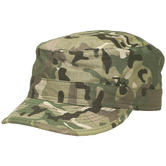 MFH ACU Ripstop US Field Cap Operation Camo
