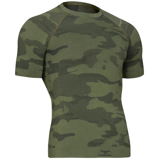 Tervel Optiline Light Tactical Shirt Short Sleeve Military / Grey