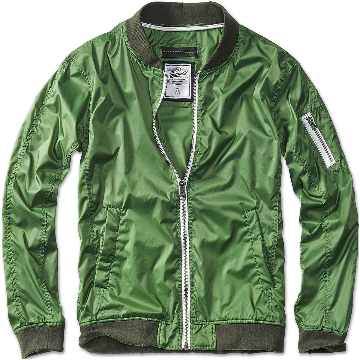 Brandit Portland Jacket Green | Other | Military 1st