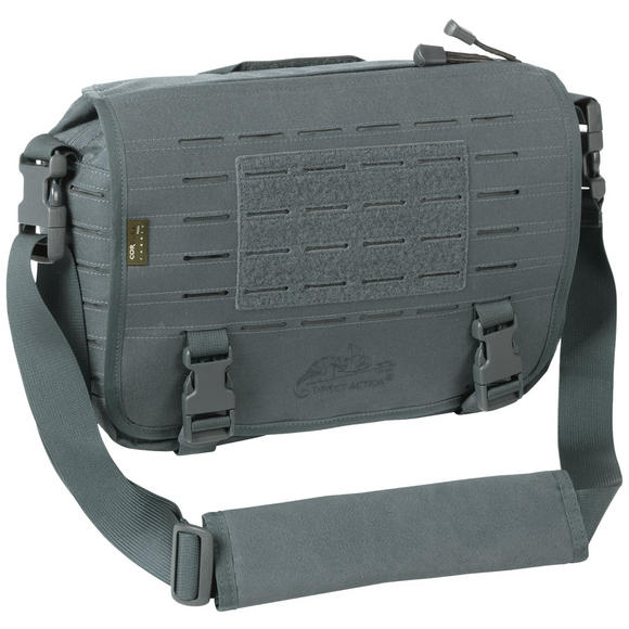 Direct Action Small Messenger Bag Shadow Grey