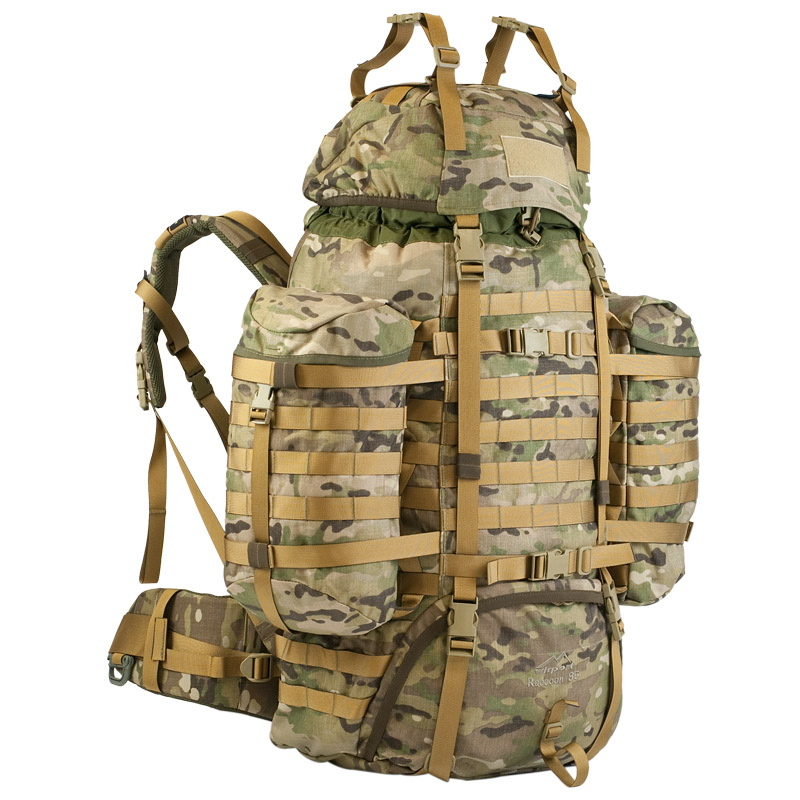 Wisport Military Raccoon Combat Rucksack Molle System