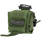 Maxpedition Mini Rollypoly Folding Dump Pouch OD Green