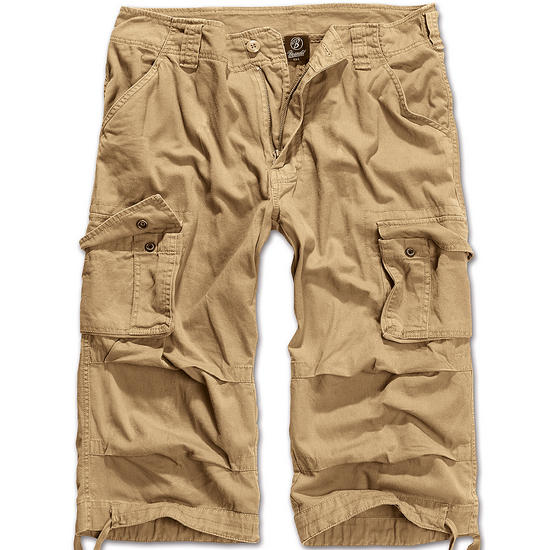 Brandit Urban Legend 3/4 Shorts Beige
