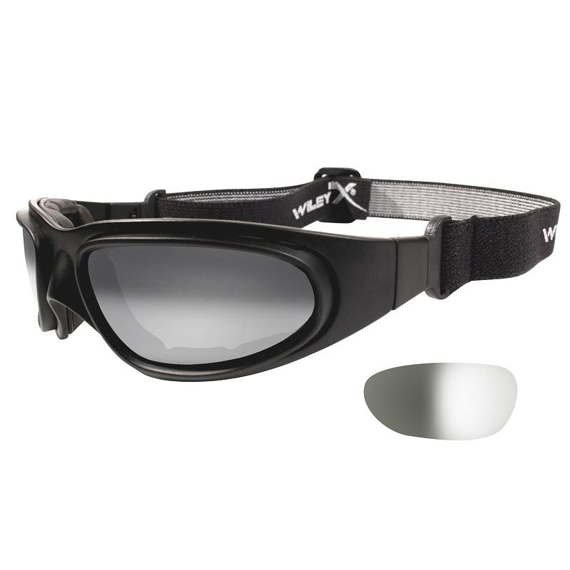 Black Frame Glasses Singapore : WileyxSG-1 Goggles - Light Adjusting Smoke Grey Lens ...