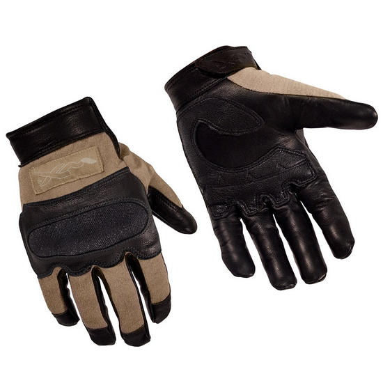 Wiley X Hybrid Gloves Coyote