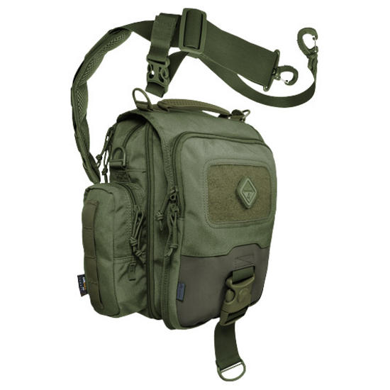 Hazard 4 Kato Tablet Netbook Mini-Messenger Shoulder Bag Olive Drab