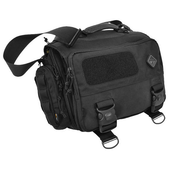 Hazard 4 Sherman Laptop Messenger Brief Black