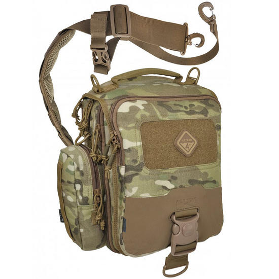 Hazard 4 Kato Tablet Netbook Mini-Messenger Shoulder Bag MultiCam