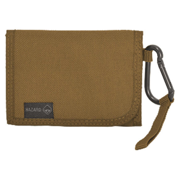 Hazard 4 Mil-Wafer Biner Wallet Coyote