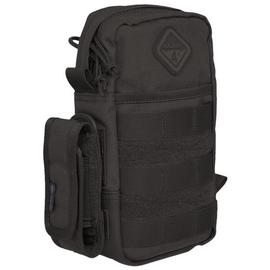 Hazard 4 Broadside Utility Pouch MOLLE Black