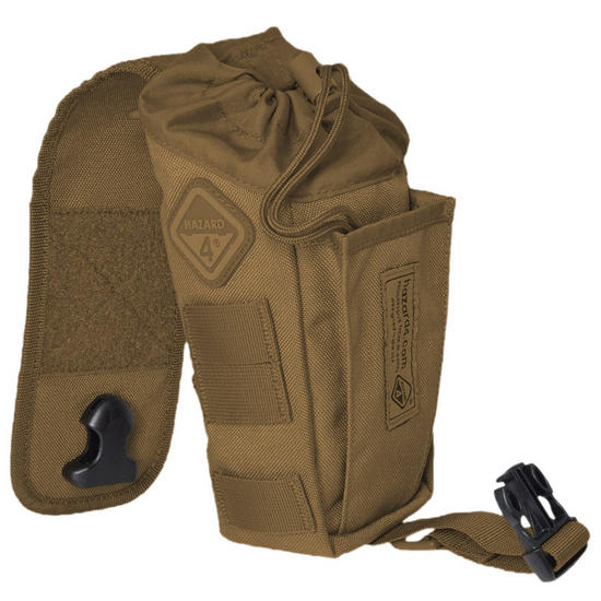 Hazard 4 Flip Bottle Mag Pouch Coyote