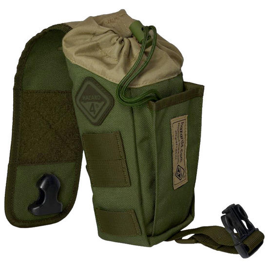 Hazard 4 Flip Bottle Mag Pouch Olive Drab
