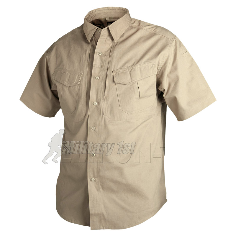 helikon mens army defender shirt short sleeve ventilated