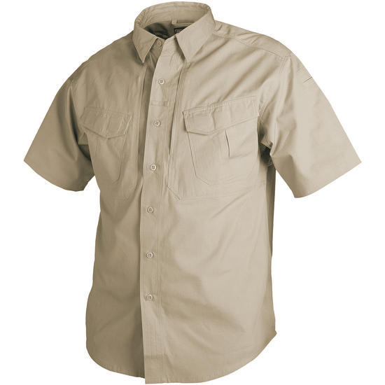Helikon Shirt Defender Short Sleeve Khaki
