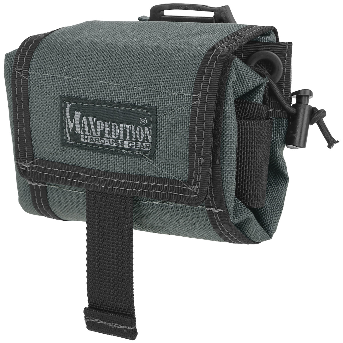 Maxpedition mega rollypoly tactical folding dump utility for How to make a paracord utility pouch