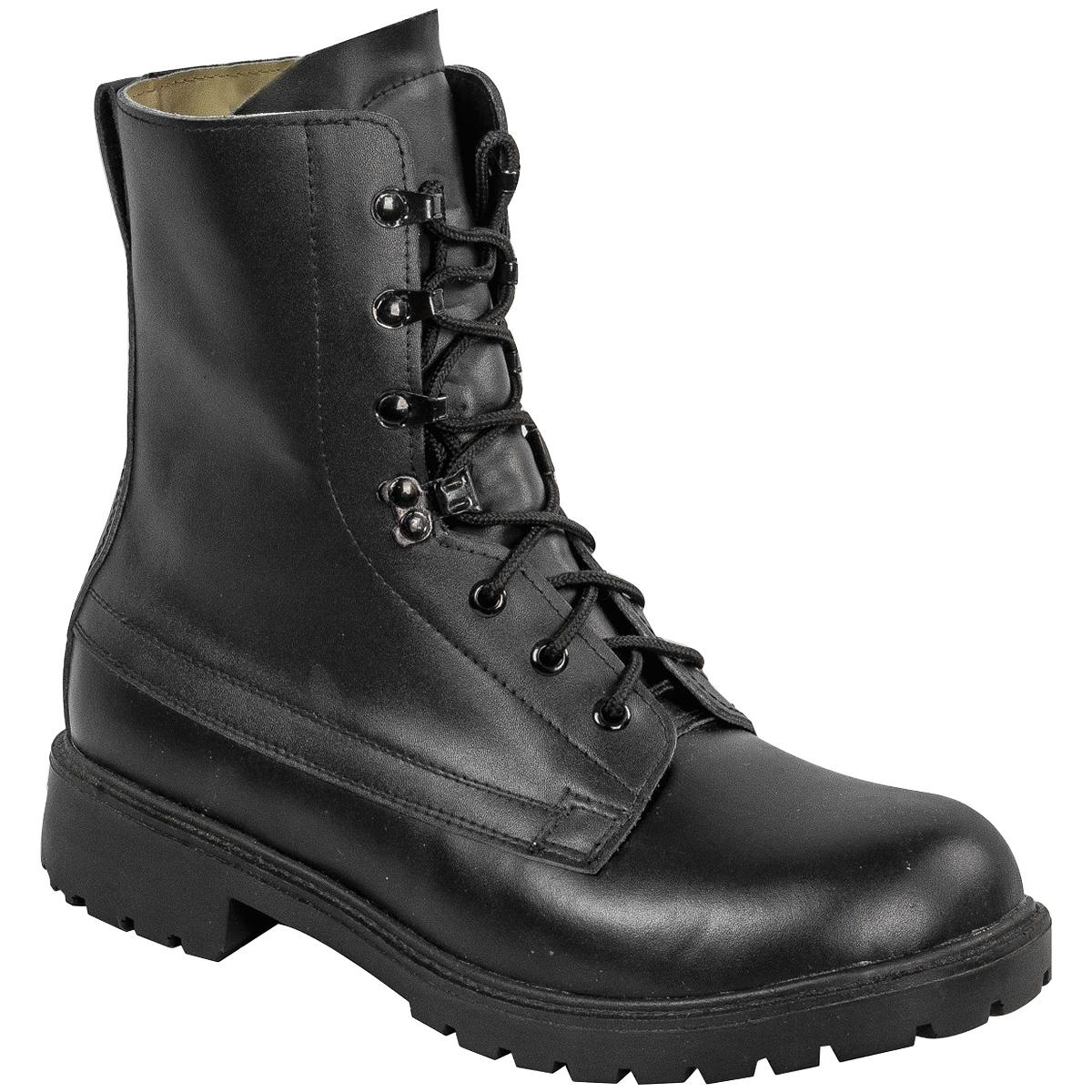 Highlander Ranger Assault Boots Black  NALETKJDI