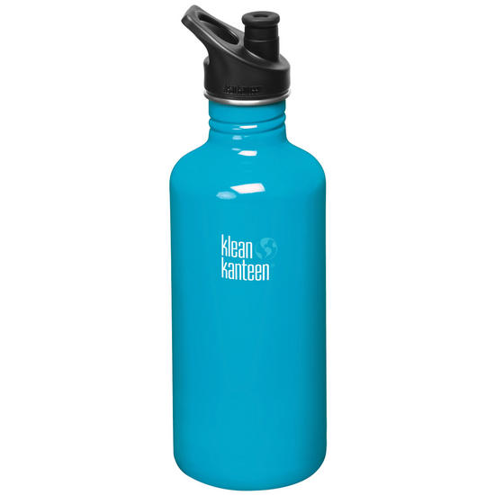 Klean Kanteen Classic 1182ml Bottle with Sport Cap Channel Island