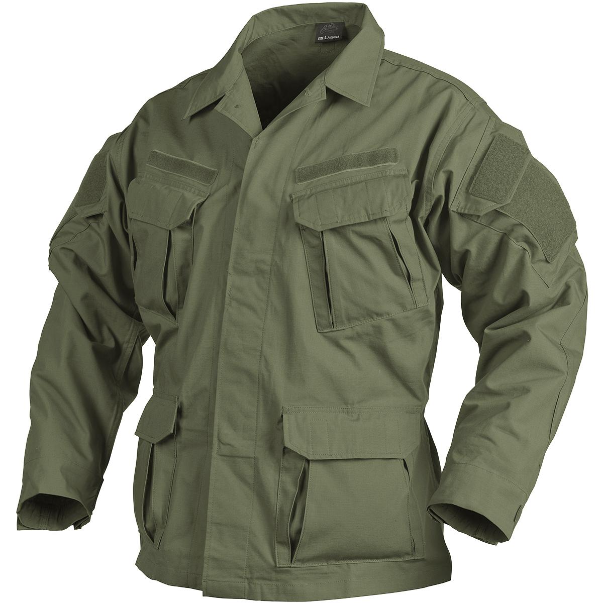Helikon Sfu Next Military Cadet Uniform Shirt Mens Ripstop Jacket ...