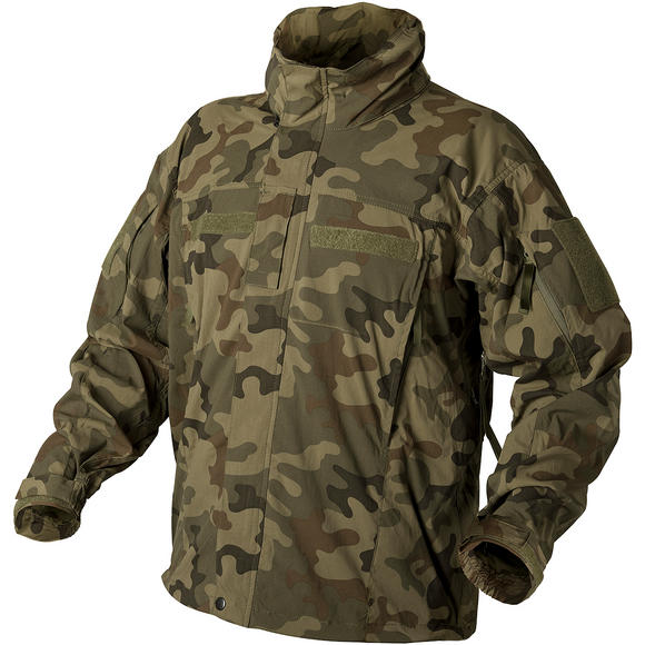 Helikon Soft Shell Jacket Level 5 Ver. II Polish Woodland