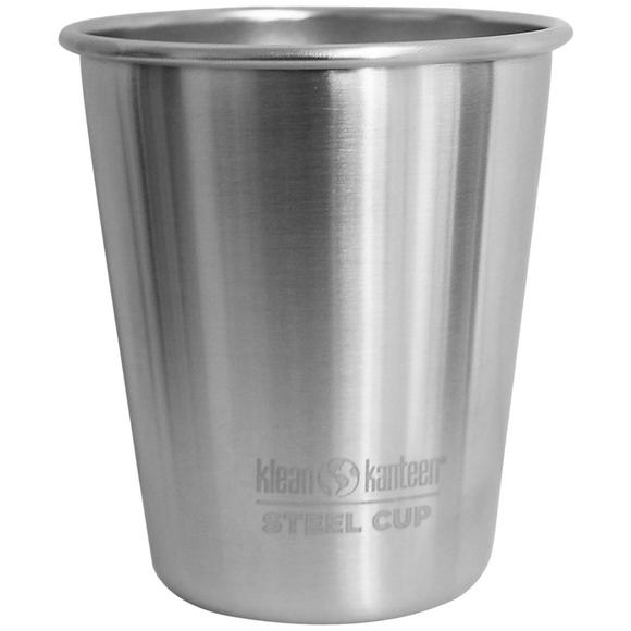 Klean Kanteen 296ml Cup Brushed Stainless