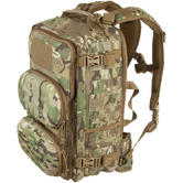Hazard 4 Clerk Front/Back Pod Organizer Backpack MultiCam