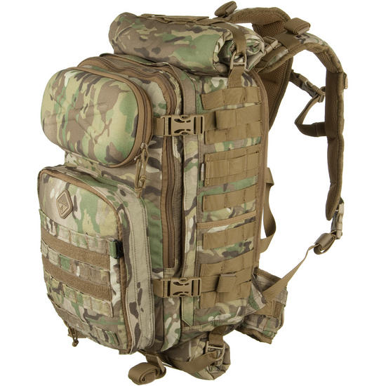 Hazard 4 Overwatch Rifle Roll-Out Carry Day Pack MultiCam