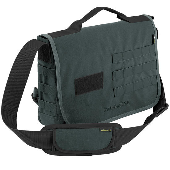 Wisport Pathfinder Shoulder Bag Graphite