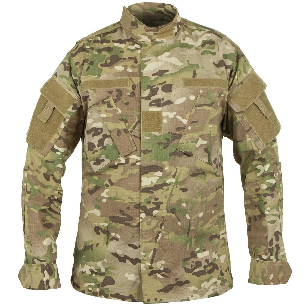 Military Uniform Shirt 100