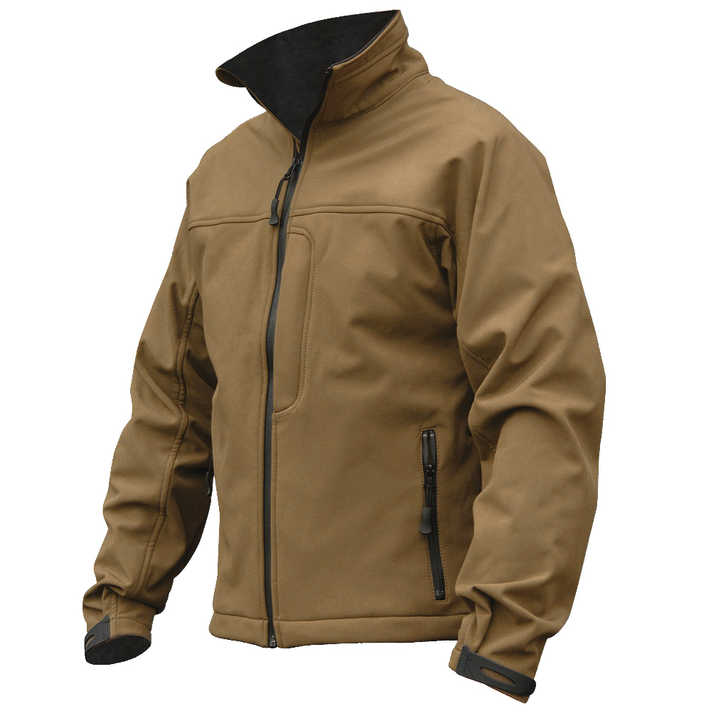 HIGHLANDER MILITARY ODIN SOFT SHELL WATERPROOF BREATHABLE ...