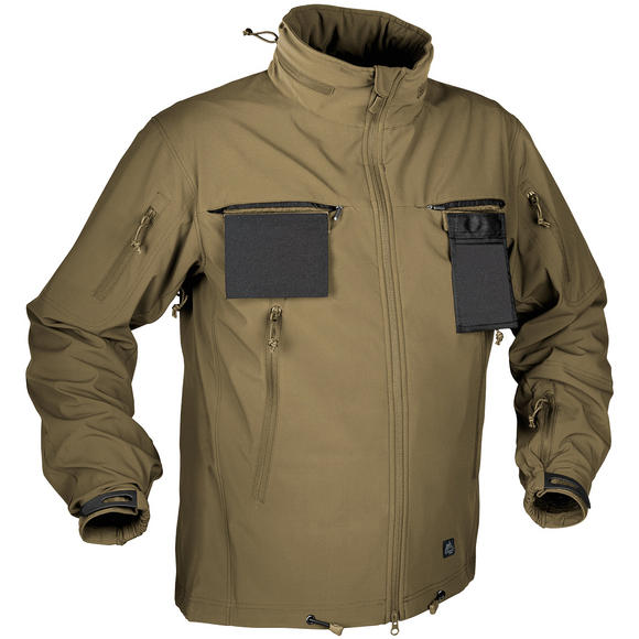 Helikon Cougar Soft Shell Windblocker Jacket Coyote