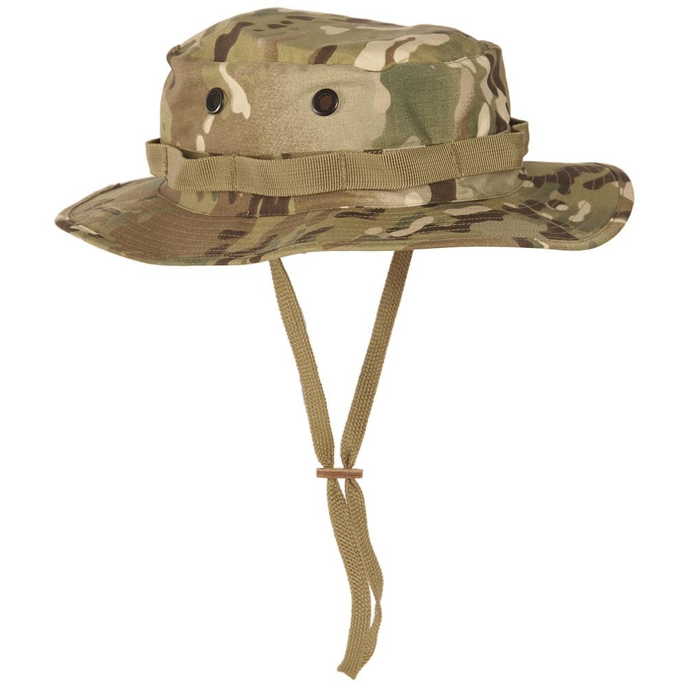 Teesar tactical army gi boonie jungle bush hat fishing cap for Fishing boonie hat