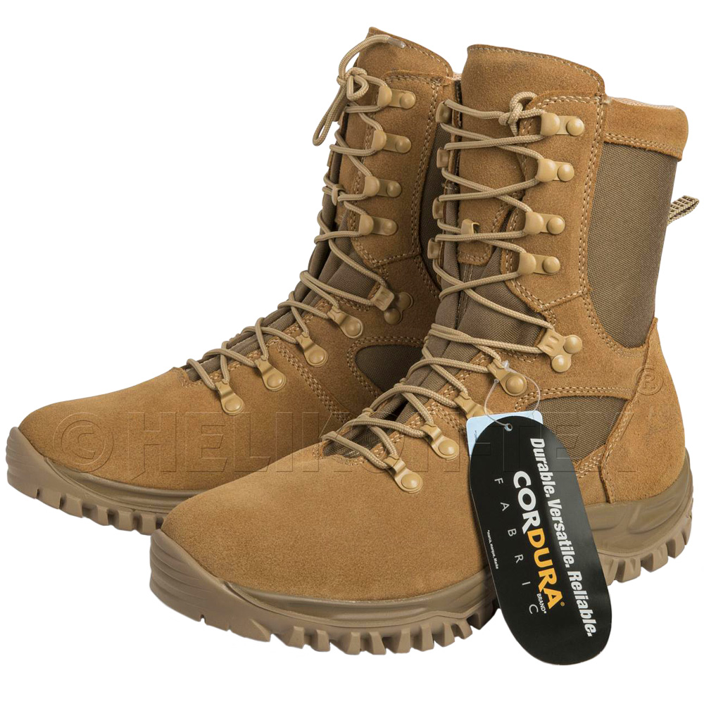 Helikon Mojave Desert Boots Combat Waterproof Footwear Cordura