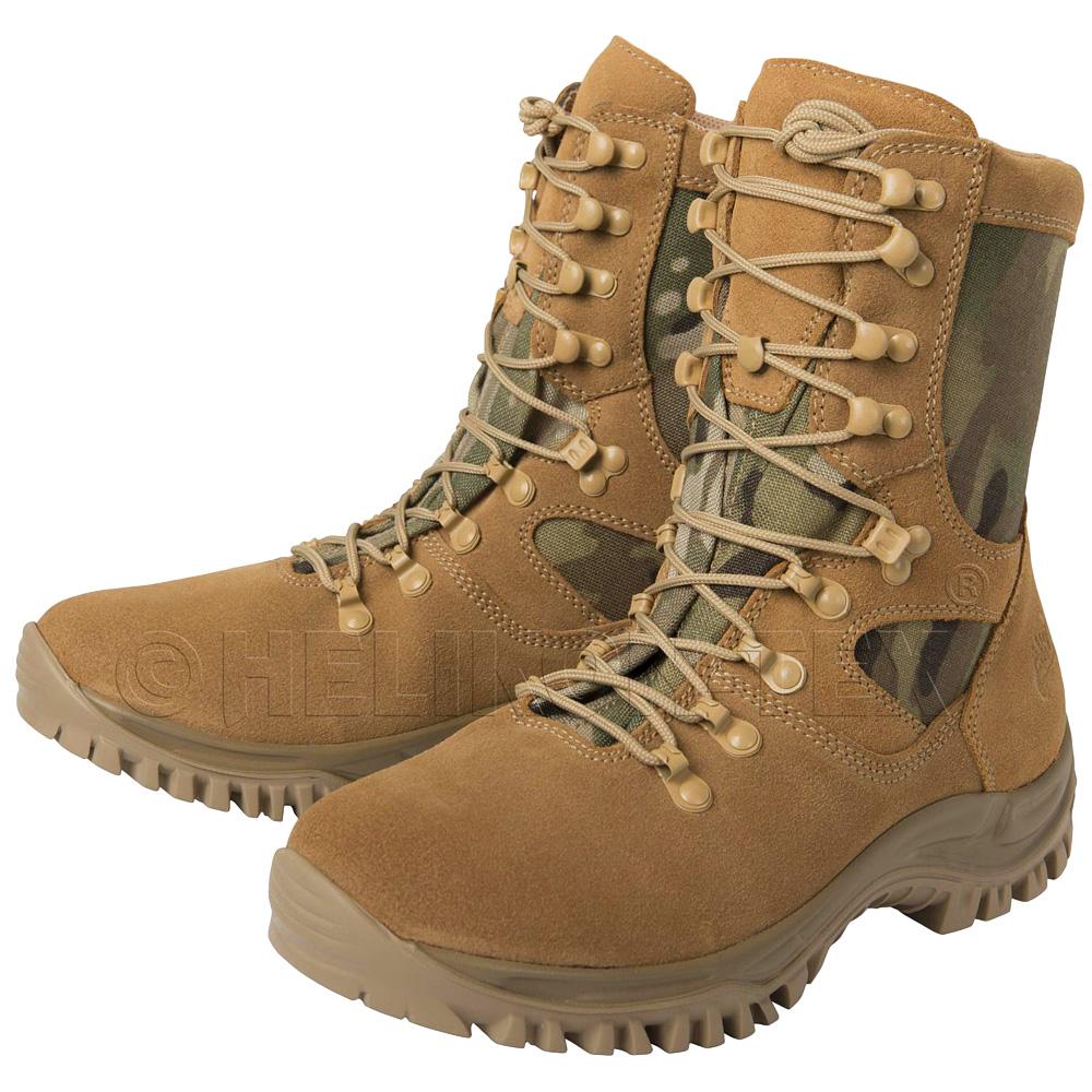 Boots - Helikon Mojave Desert Military Boots Waterproof Cordura Footwear