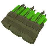 Condor Triple Stacker M4/M16 Mag Pouch Olive Drab