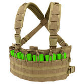 Condor Rapid Assault Chest Rig Coyote