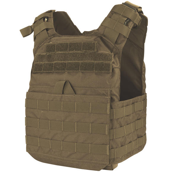 Condor Cyclone Plate Carrier Brown