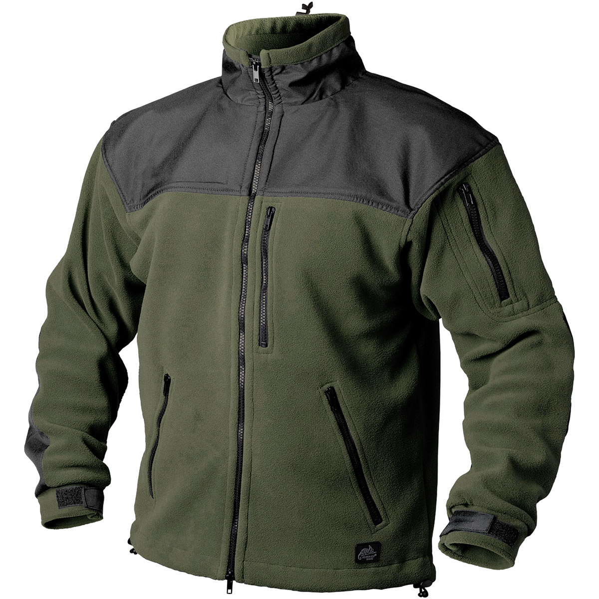 HELIKON TACTICAL ARMY WARM FLEECE JACKET CLASSIC OUTDOOR POLAR ...