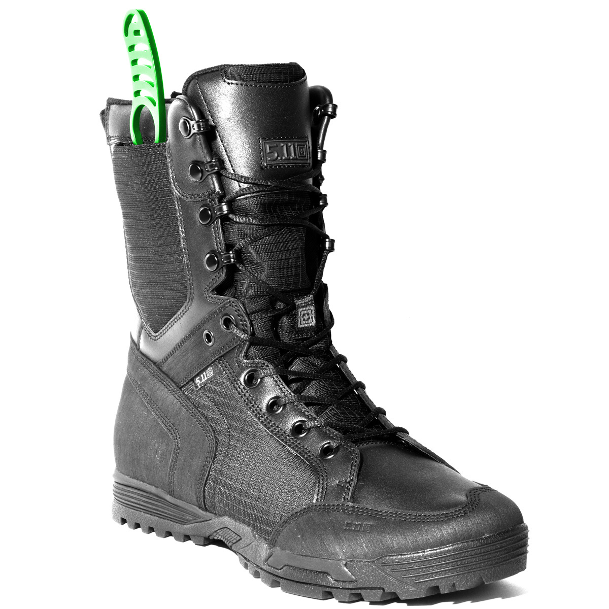5.11 Recon Urban Tactical Mens Boots Army Patrol Police ...